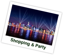 Click here to Shopping & Party Page